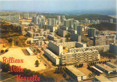 © Archives municipales de Rillieux-la-Pape